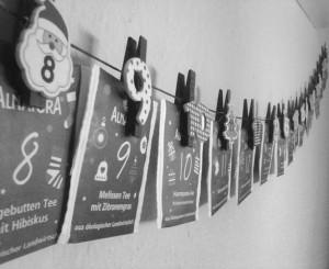 Teeadventskalender