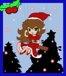 Weihnachtsfee